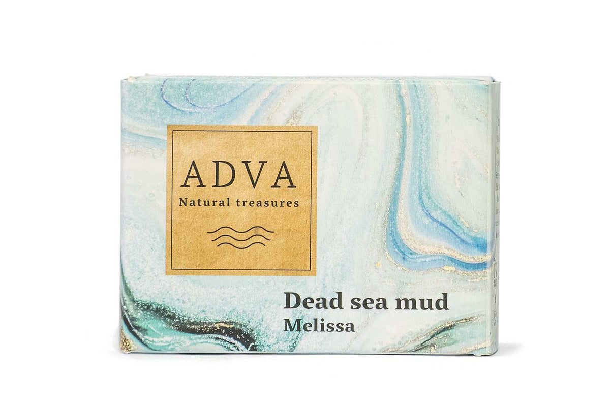 Melissa Dead Sea Mud Soap