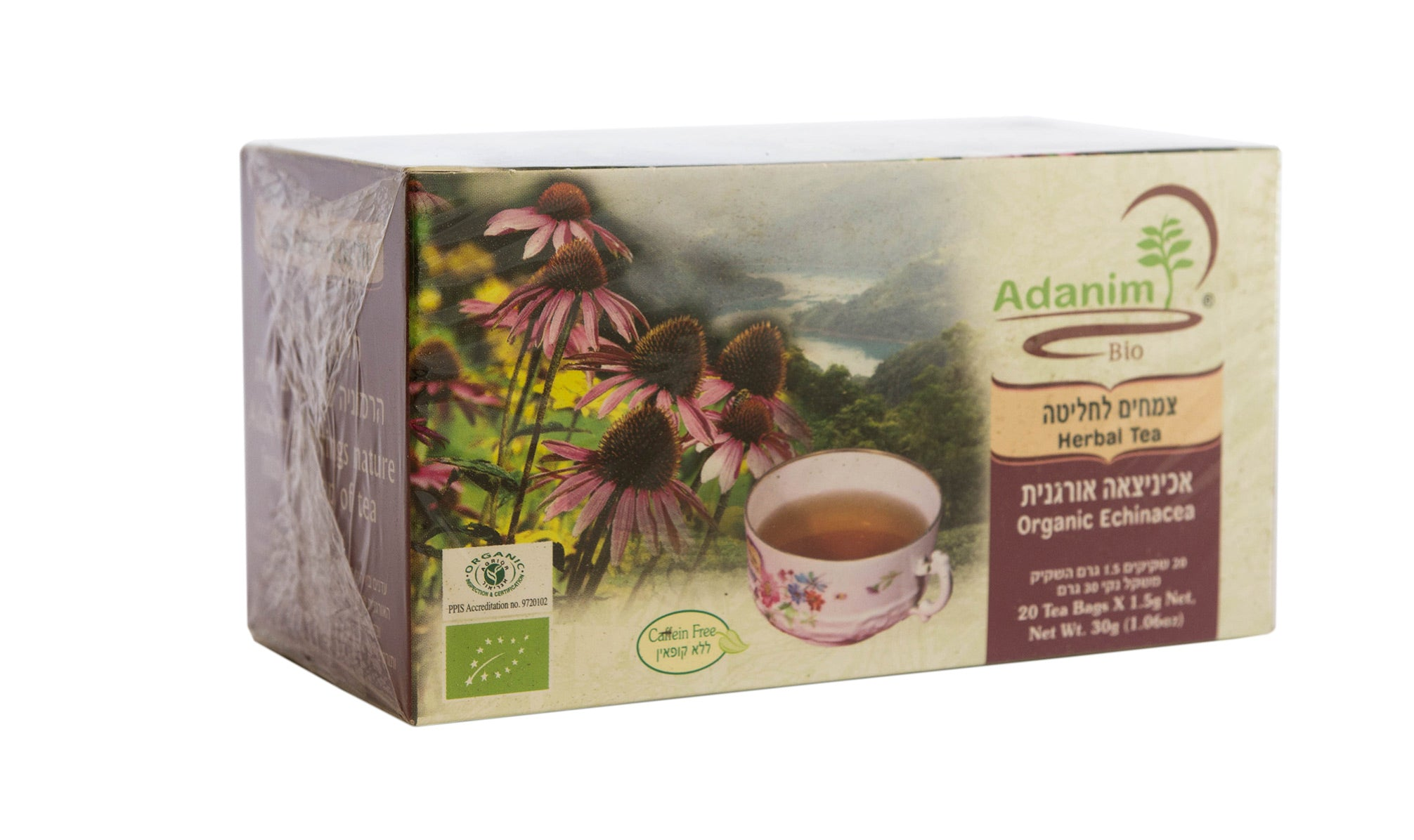 Organic Herbal Tea - Echinacea