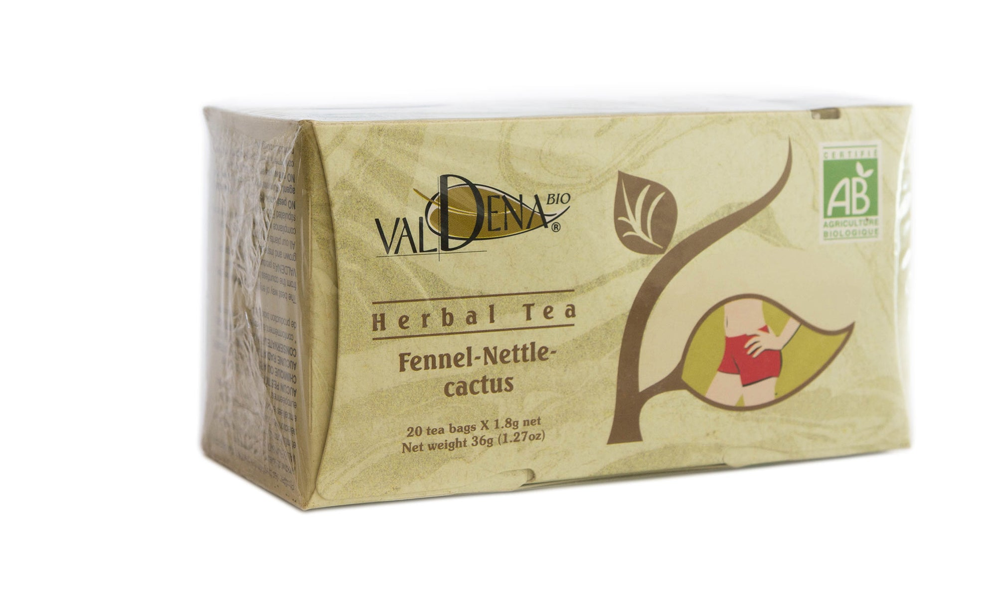 Organic Herbal Tea - Fennel, Nettle, and Cactus - Blessed Buy Israel