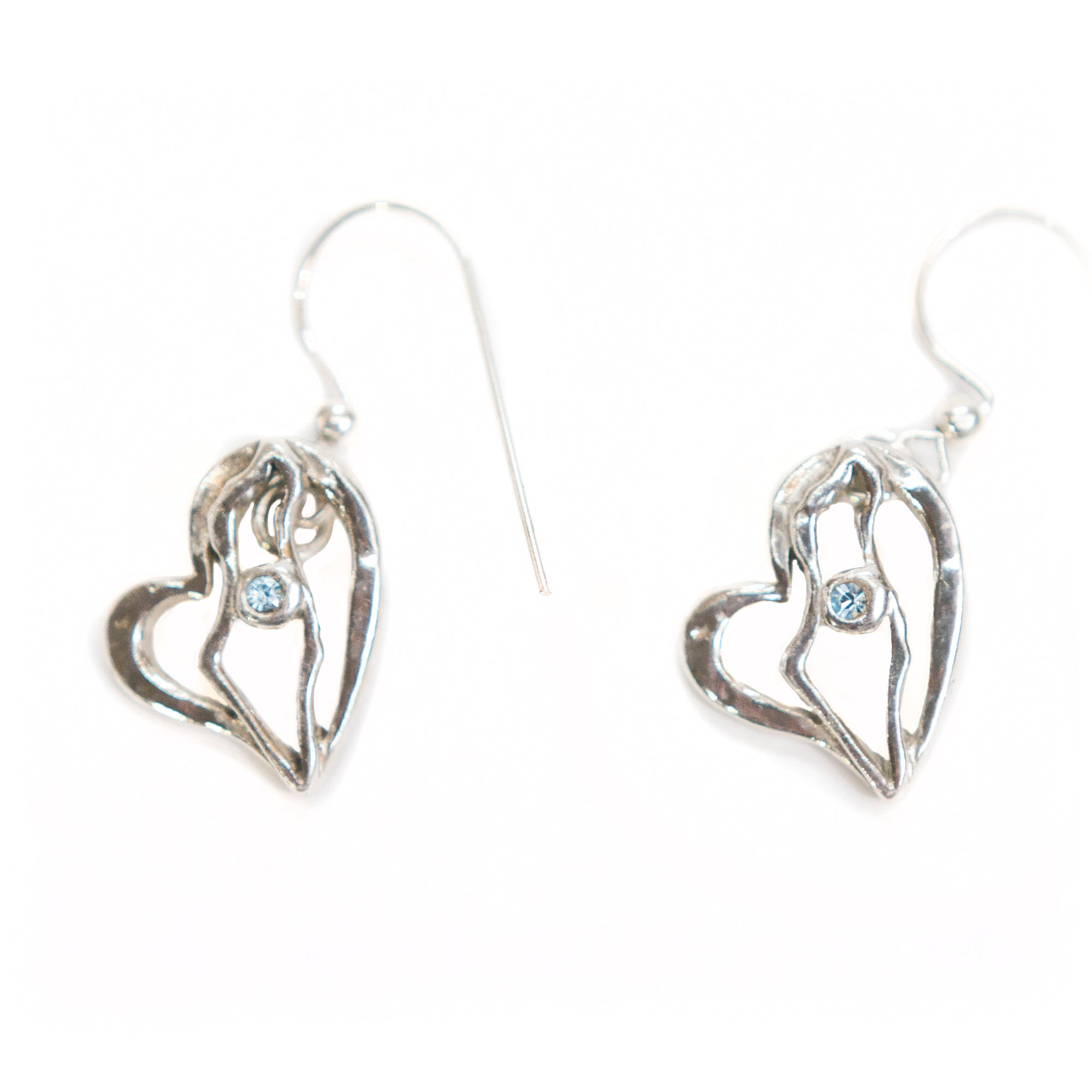 Israel In My Heart Earrings
