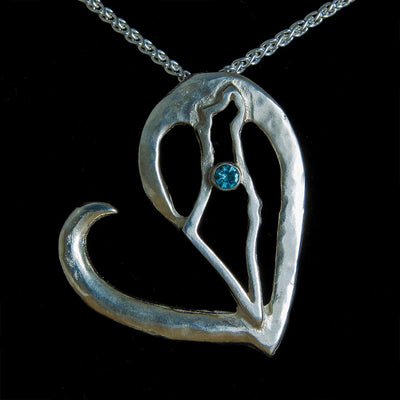 Israel in my Heart (Ring Saver) - Blessed Buy Israel