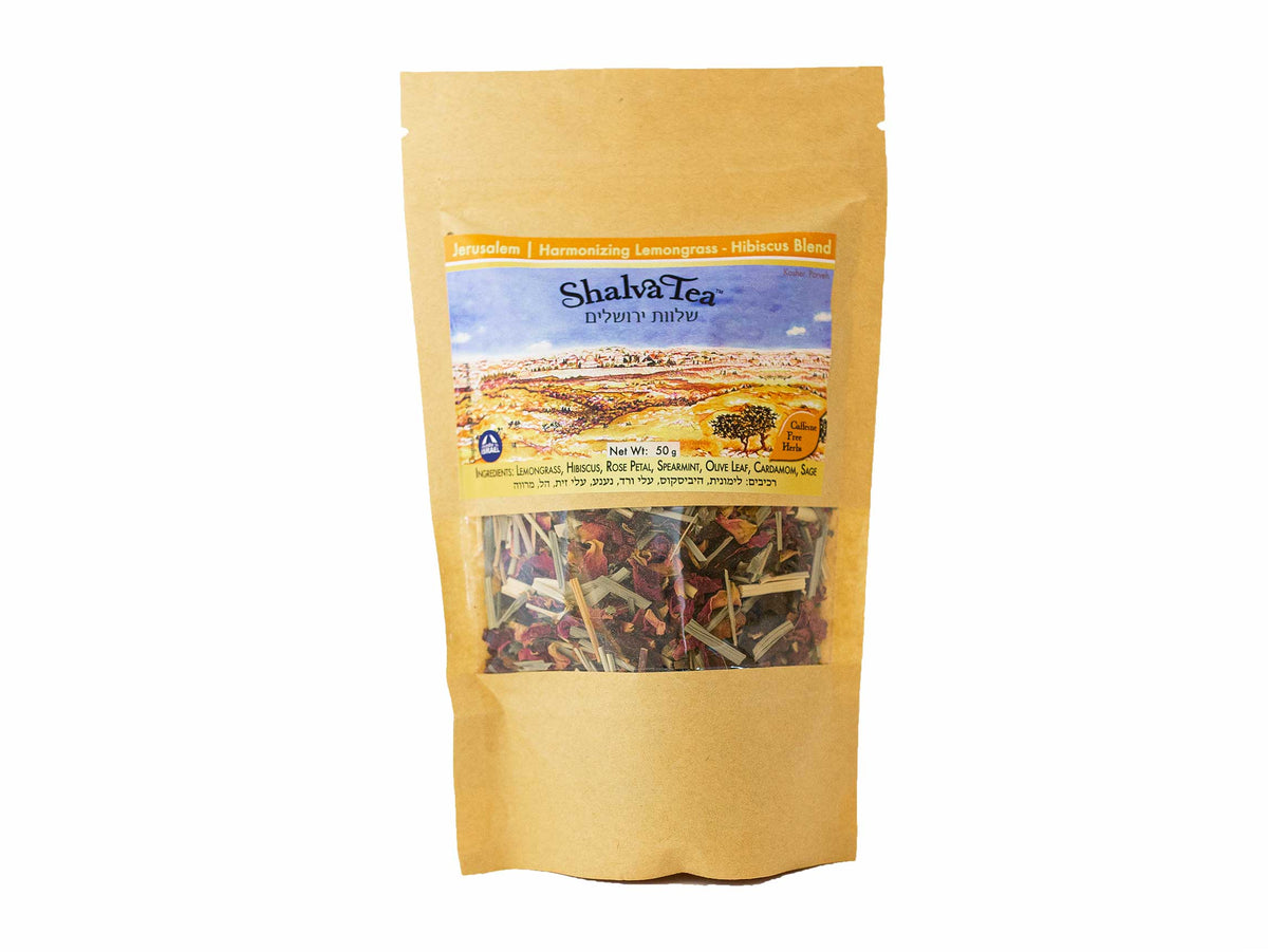 Jerusalem Mountain Tea