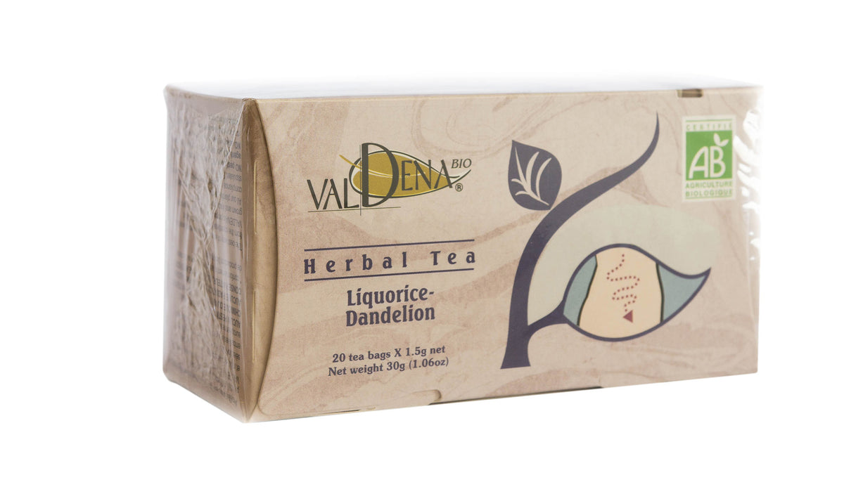 Liquorice and Dandelion Tea - Blessed Buy Israel