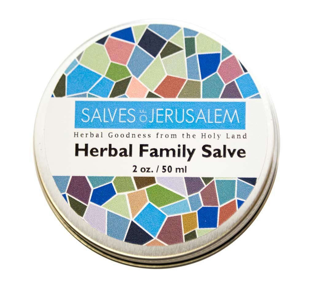Herbal Family Salve