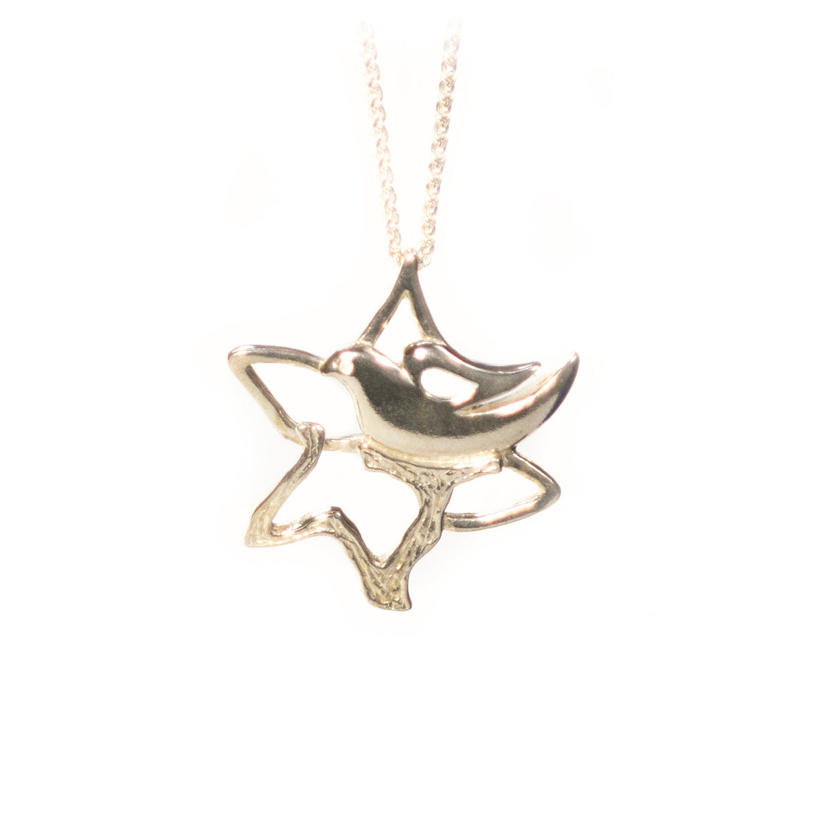 Magen David with Nesting Dove - Blessed Buy Israel