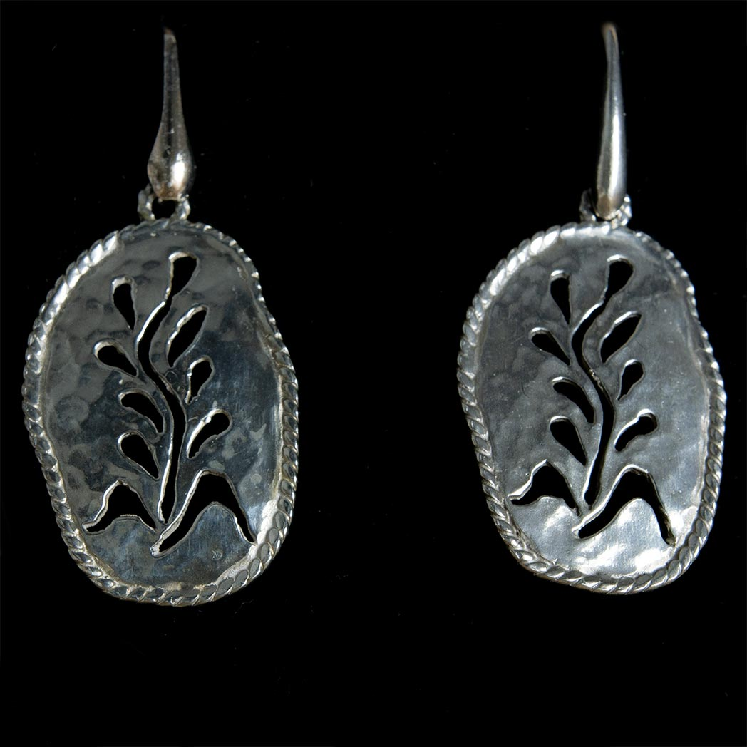 Good Land Earrings made in Israel