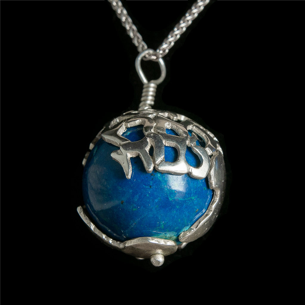 The whole world necklace