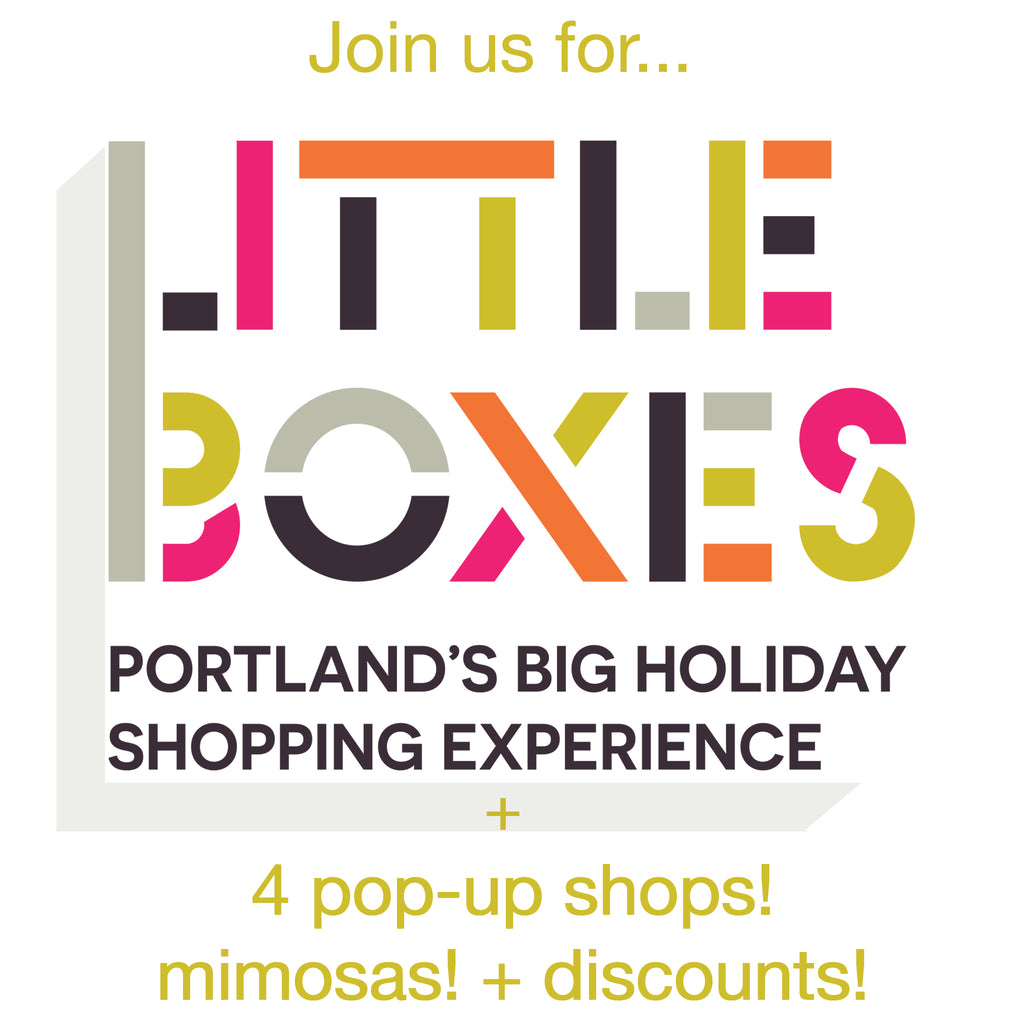 LITTLE BOXES - SHOPPING EVENT!