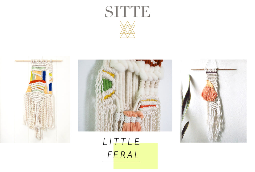 Join us for a MACRAME workshop hosted by PDX artist LITTLE FERAL at SITTE modern!