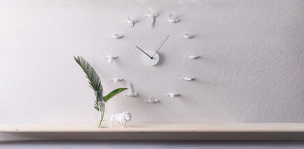 migrant bird clock