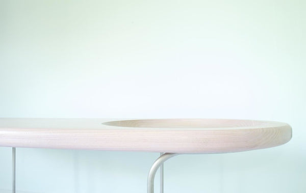 cusp coffee table - by bosque design