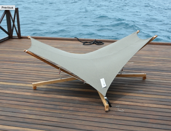 kajito deck lounge chair