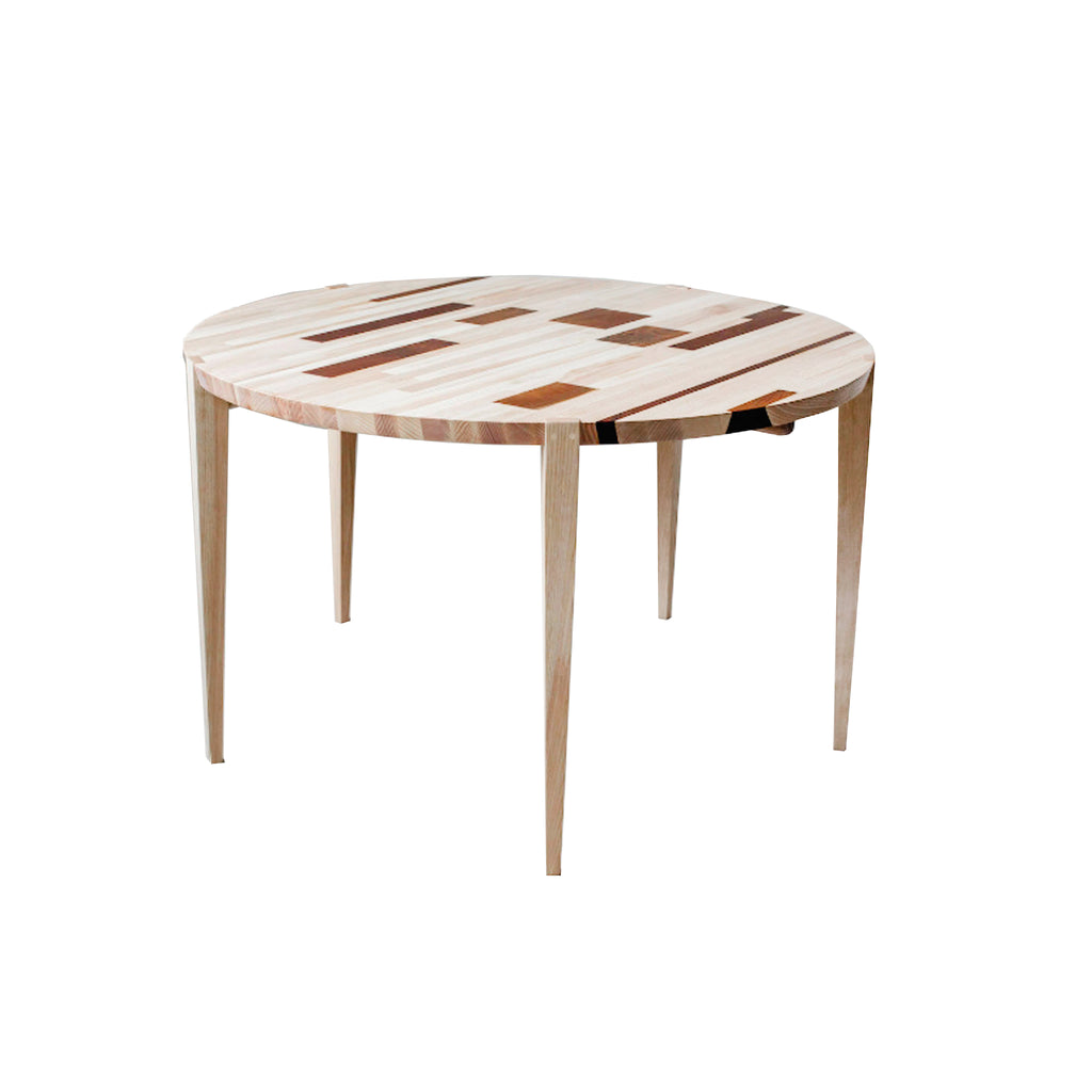cascadia mosaic dining table by studiomoe