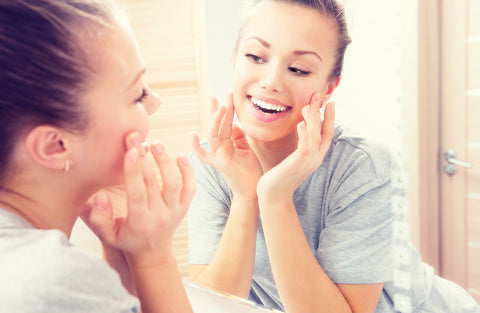 10 Habits for Better Skin - Skin care