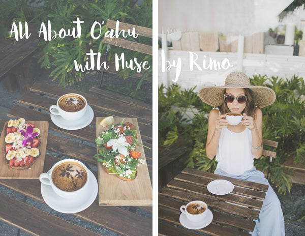 All About O'ahu with Muse by Rimo @ ARVO cafe