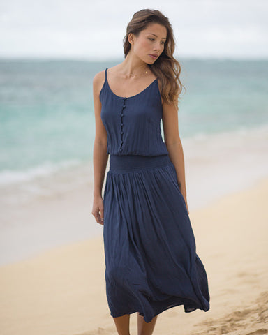 Jody Cache-Coeur Maxi Dress (MUD229)