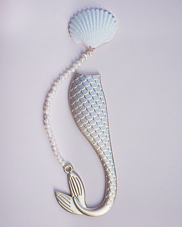 Mermaid Tail Bookmark (RM4)