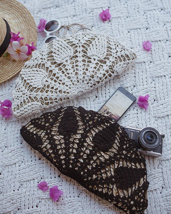 Crochet Clutch Bag (MUA2)