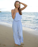 Crinkle Tube Jumpsuits (MUD37)