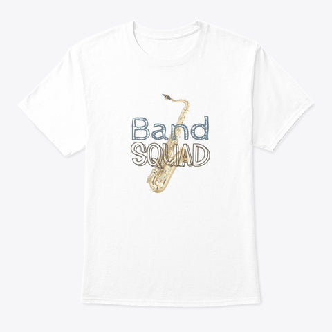 [Band Squad] Tenor Saxophone