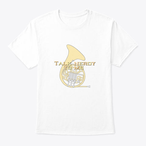 [Talk Nerdy] French Horn