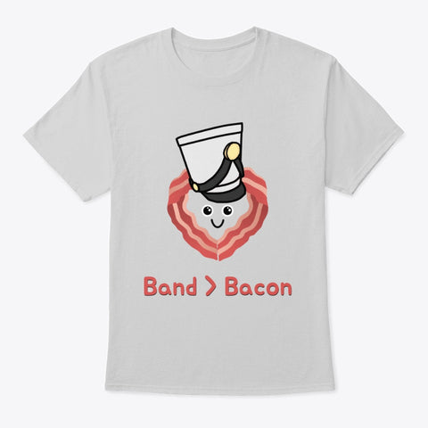 [FUNNY]  Band > Bacon