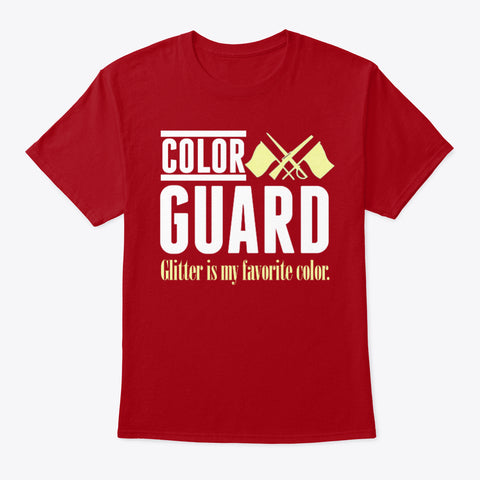 [Color Guard] Glitter Is My Favorite Color