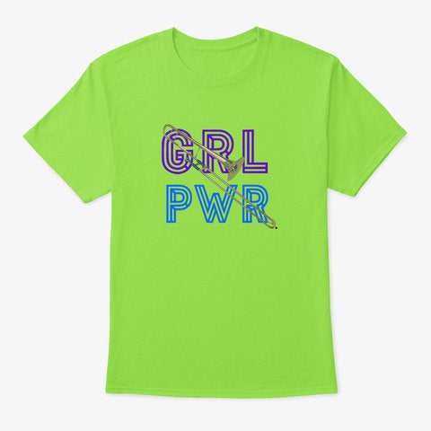 GRL PWR (Girl Power) - Trombone