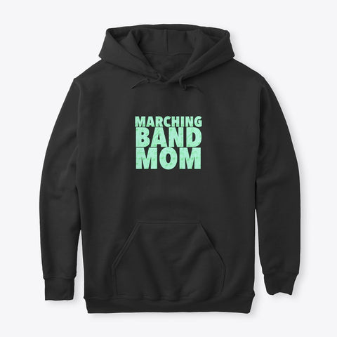 [Band Mom] Music Notes - Hoodie