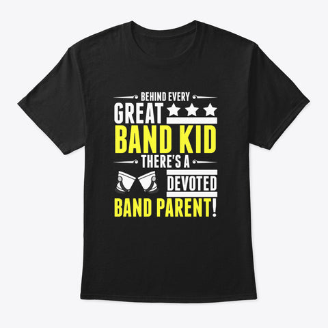 [Band Parents] Behind Every Band Kid