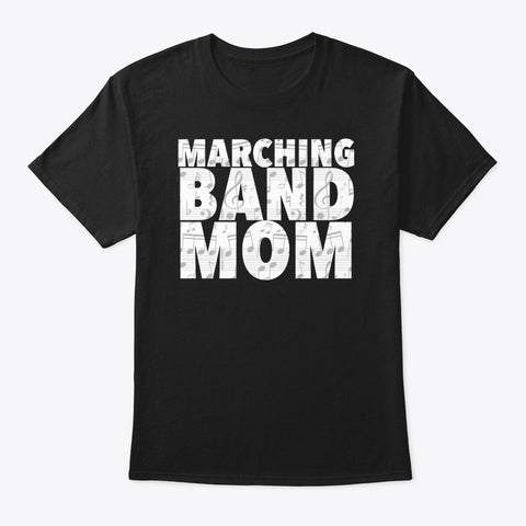 [Band Mom] Marching Band Mom-Music Notes