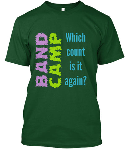 Band Camp - Which Count Is It Again?