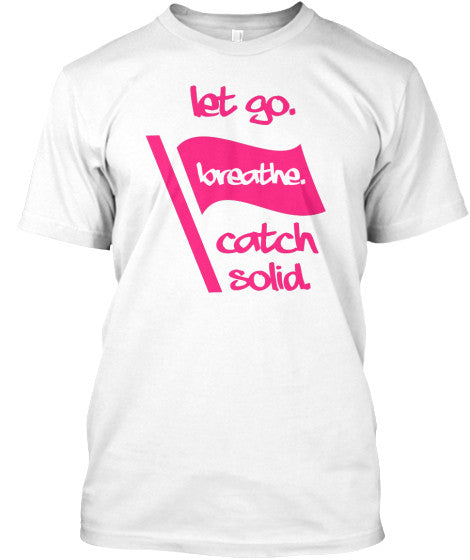 Color Guard - Let Go. Breathe. Catch.
