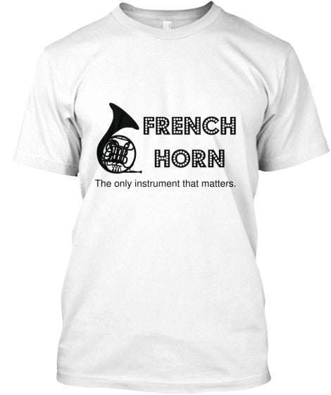 French Horn-Only Instrument That Matters