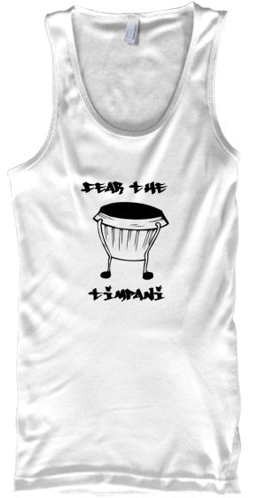 Fear the Timpani - Tank Top