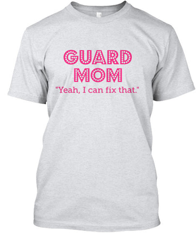 Guard Mom - Yeah, I can fix that.