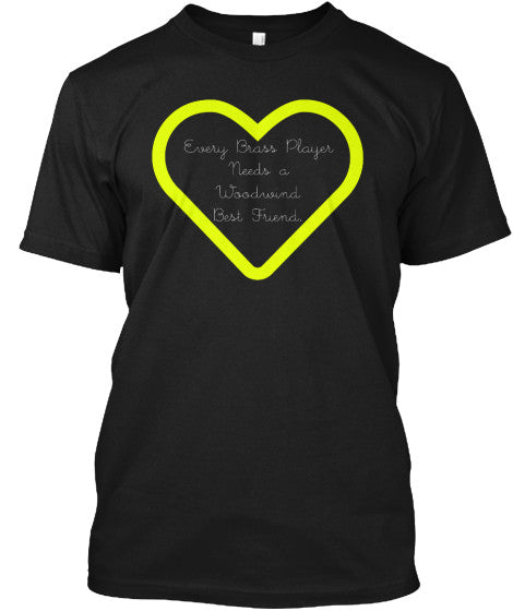 Every Brass Player - Best Friend Shirt