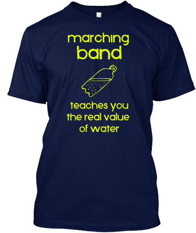 Marching Band - The Value of Water