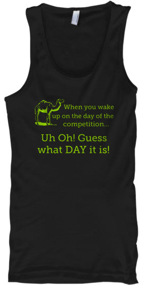 Band - Guess What Day It Is - Tank Top