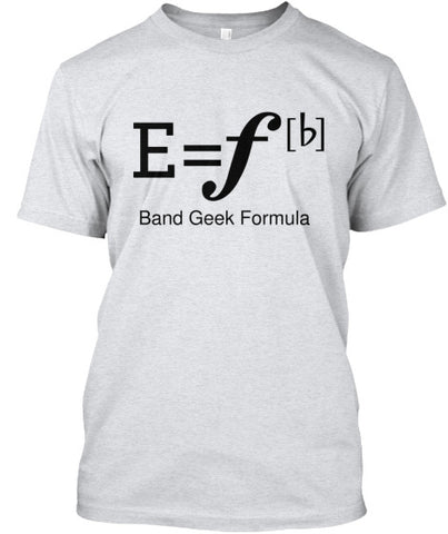 Band Geek Formula - Special Edition Tee