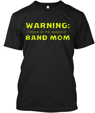 Band Mom - Warning