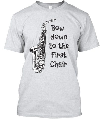 Sax - Bow Down to the 1st Chair