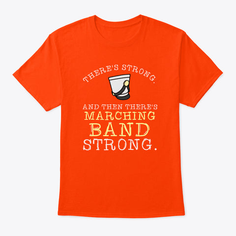 [Marching Band] There's Strong...and Then There's Marching Band Strong