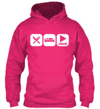 Eat, Sleep and Play Oboe Hoodie!