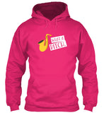 Saxophone: What A Pitch - Hoodie