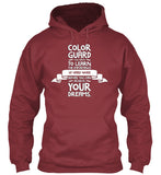 Color Guard - Importance of Hard Work - Hoodie