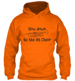 Trumpet - Bow Down to the 1st Chair - Hoodie