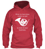 French Horn - My Hand - Hoodie
