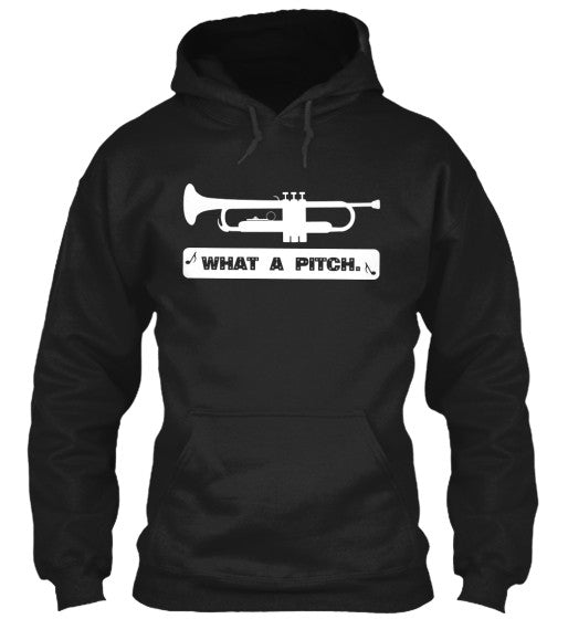 Trumpet: What A Pitch - Hoodie