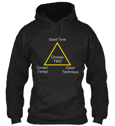 Choose Two - Hoodie